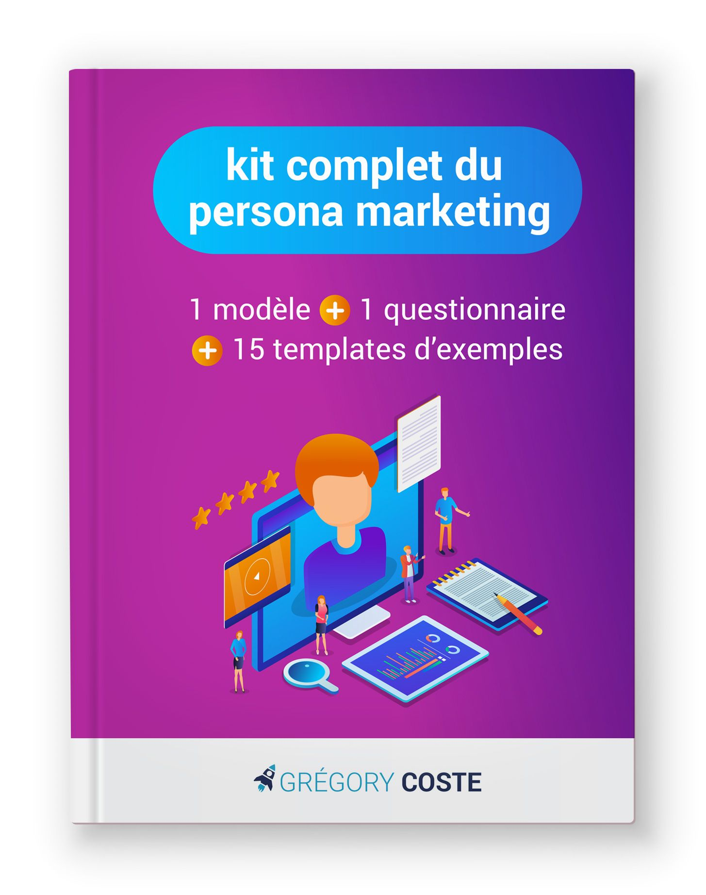 kit du persona marketing