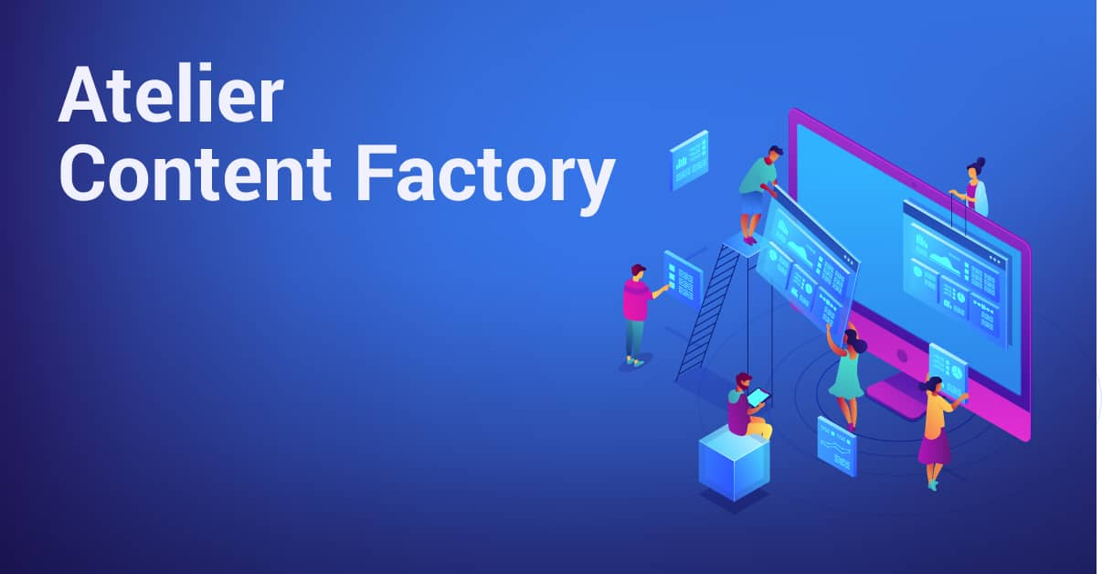 atelier inbound marketing : création de votre content factory