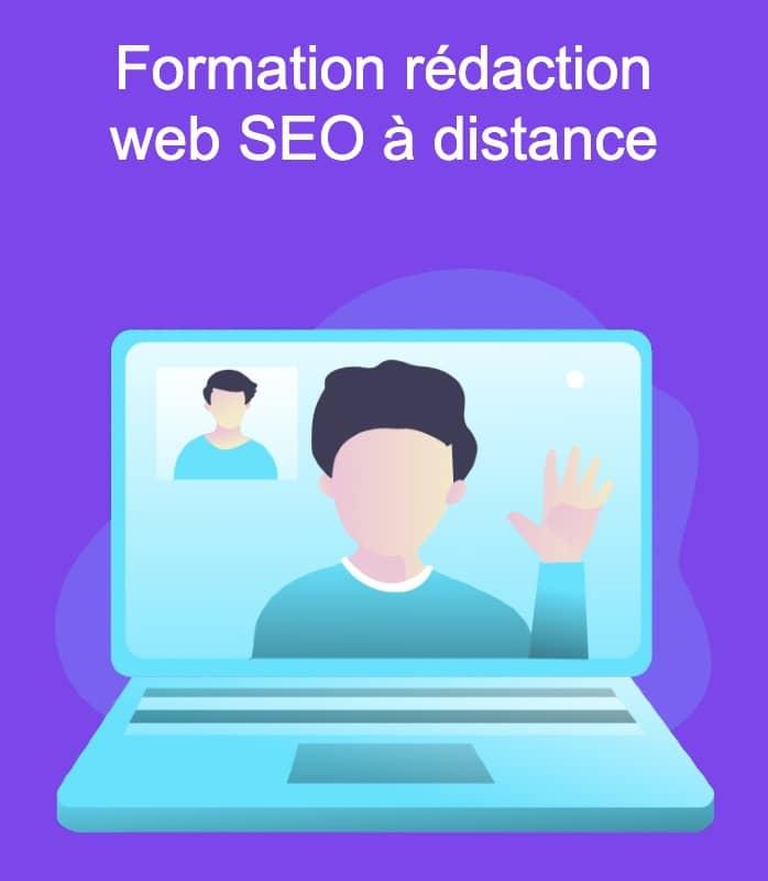 formation rédacteur web seo à distance
