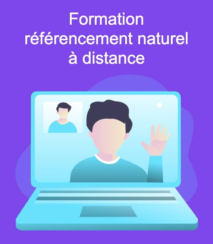 formation en référencement naturel à distance