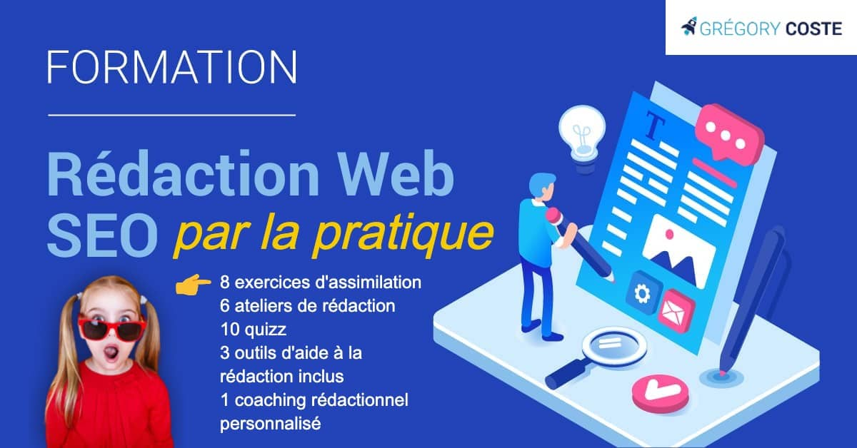 apprendre la rédaction web SEO par la pratique