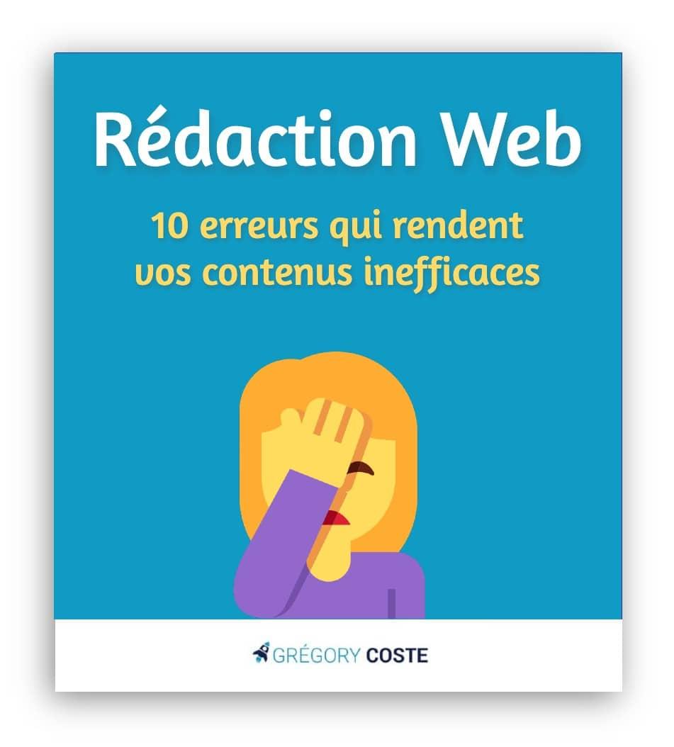 ebook : 10 erreurs fatales en rédaction web