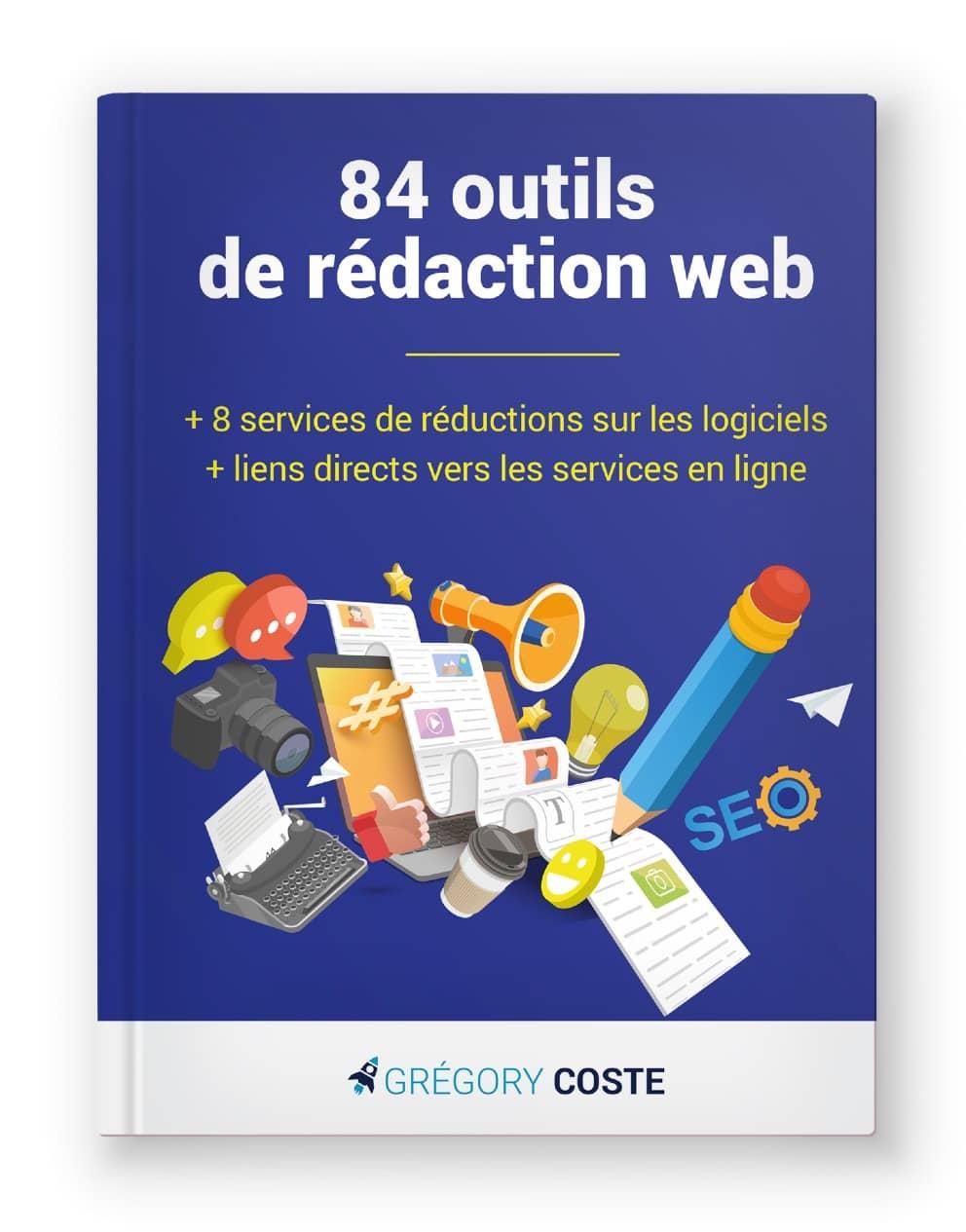 Ebook des 84 outils de rédaction web