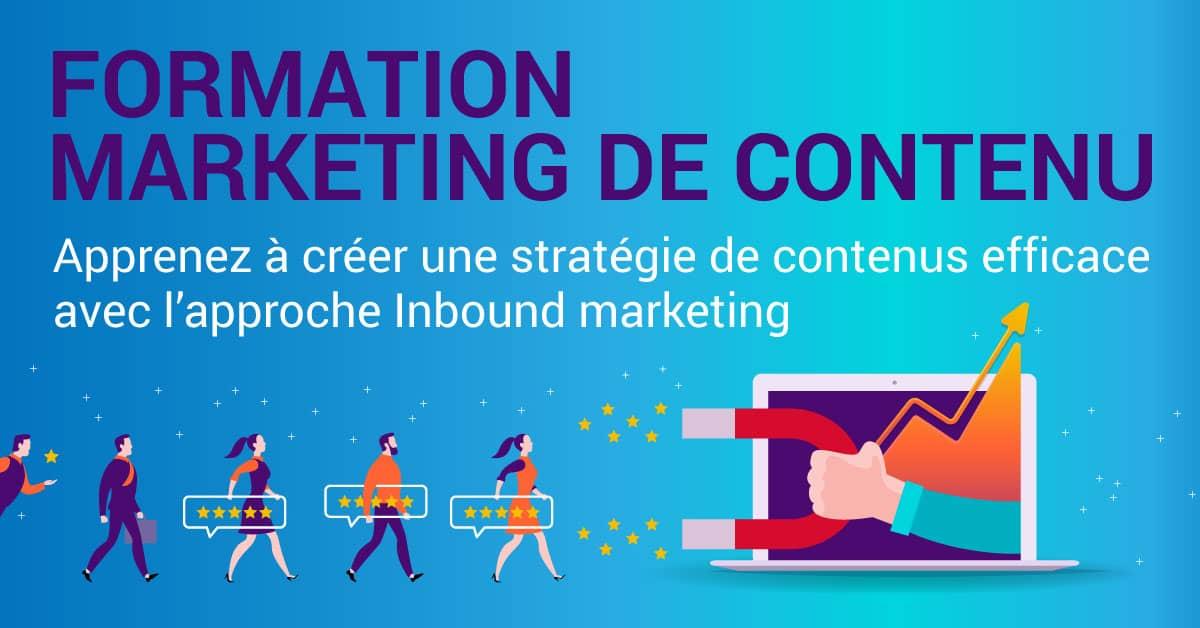 formation marketing de contenu par Grégory Coste