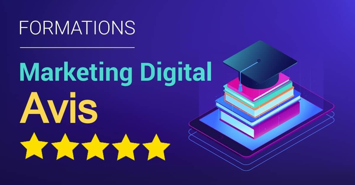Avis sur les formations en Marketing Digital de Grégory Coste