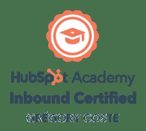 inbound marketing : certification